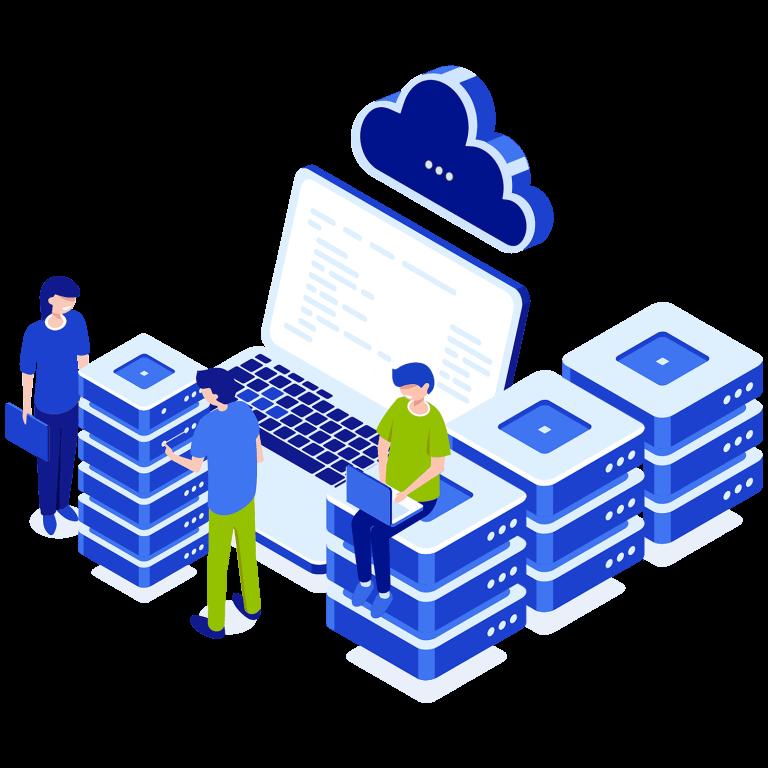 Application cloud pour courtier iobsp sur Internet